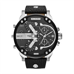 Chronograph Daddies-Edition black & white