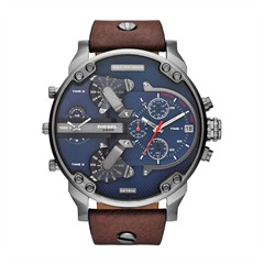 Herren-Chronograph Daddies-Edition Leder