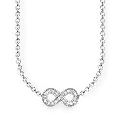 Kette Infinity Diamanten