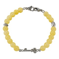 Armband Secret Stories Happy Yellow