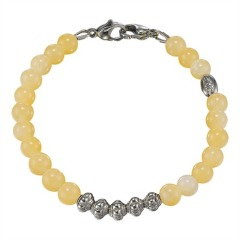 EDC Armband Color Play - Mellow Yellow EEBR10251A180
