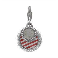 EDC Charm Squad - Sparkling Silver EECH10041A000