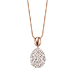 Esprit Collection Kette Nelia Rose ELNL92621B420