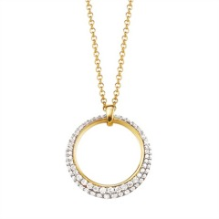 Esprit Collection Kette Delia Gold ELNL92698D420