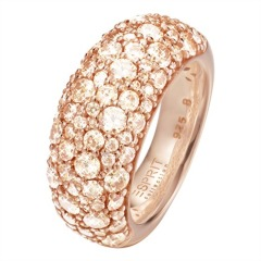 Esprit Collection Ring Delia Rose ELRG92413C170