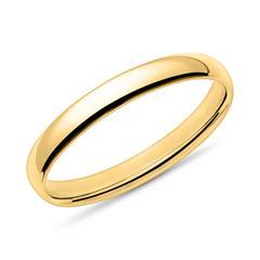 Ring für Herren aus 14-karätigem Gold