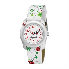 Esprit Kids Kinderuhr Lucky Love Red ES103514007