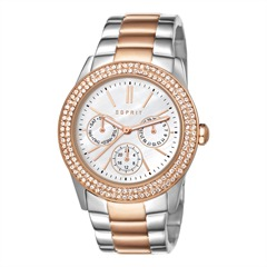 Uhr Peony Two Tone Rose Gold