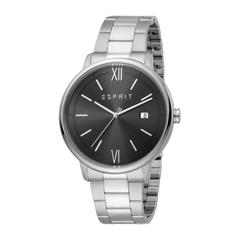 Stainless Steel Men's Watch With Date Display