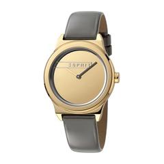 Uhr Magnolia für Damen dunkelgrau von Esprit
