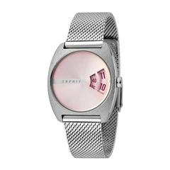 Uhr Disc für Damen rosa