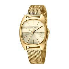 Uhr Infinity für Damen gold