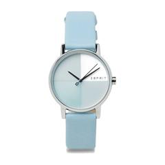 Watch Levels Silver Blue For Ladies Stainless Steel