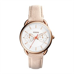 Fossil Damenuhr Nature Look in roségold ES4007