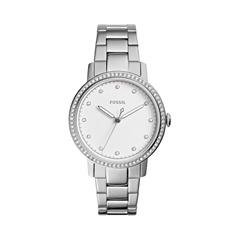 Uhr Neely für Damen Edelstahl Zirkonia