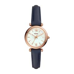 Armbanduhr Carlie Mini für Damen marine