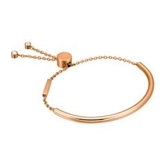 Armband Loris Edelstahl rosévergoldet