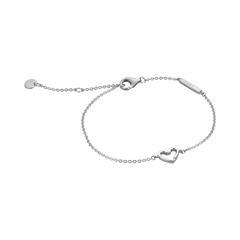 Herzarmband Melody für Damen aus 925er Sterlingsilber