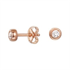 Esprit Ohrstecker ES-Tiny Rose ESER92636B000