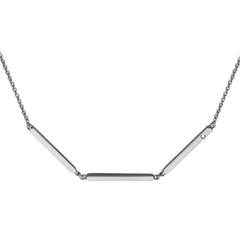 Halskette Iva aus Sterlingsilber