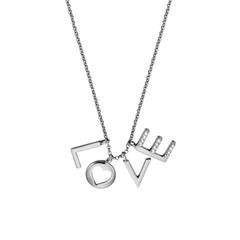 925er Silberkette Amory