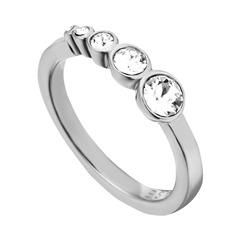 Esprit Ring Twinkle aus Edelstahl mit Zirkonia