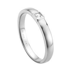 Ring Cem für Damen aus 925er Silber mit Zirkonia
