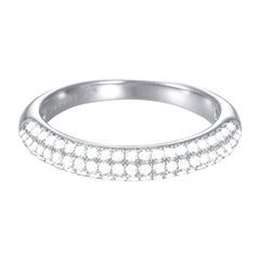 Funkelnder-Ring ES-Glam Zirkonia