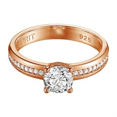 Esprit Ring ES-Grace Glam Rose ESRG91609C