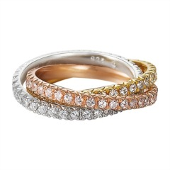 Esprit Ring ES-Brilliance Triple ESRG91885A