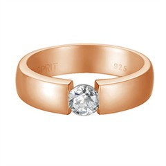 Ring 925er Silber in Rosé