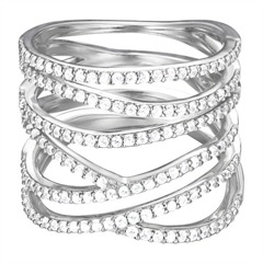 Ring ES-Brilliance Glam Esprit 925 Silber ESRG92533A