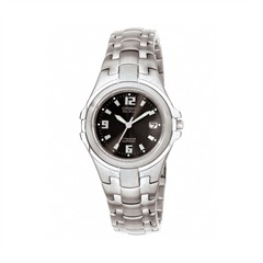 Citizen Super Titanium Damenuhr silber EW0650-51F