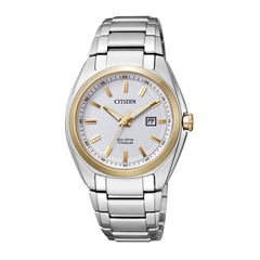 Citizen Super Titanium Eco-Drive Damenuhr EW2214-52A
