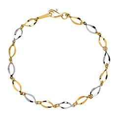 Armband aus 333er Gold