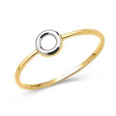 Zierlicher 333er Gold Ring