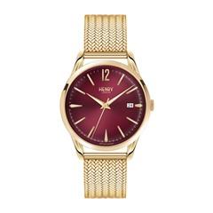 Holborn Uhr Milanaise gold