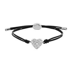 Herz-Armband Valentine Heart Leder
