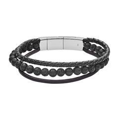 Vintage Casual Armband für Herren gravierbar