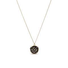 Kette Little Fortunes für Damen aus Edelstahl, gold