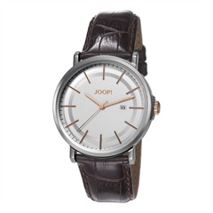 Uhr Executive Lux Silver / Rosegold