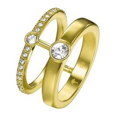 Zweiteiliger Ring JP-Delicate 18 Karat