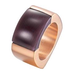 Ring Marvelous Edelstahl rosé