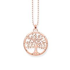 Kette Tree of Love rosé