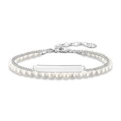 Perlenarmband gravierbar