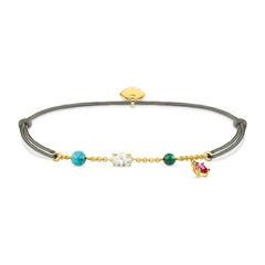 Armband Little Secret Farbige Steine