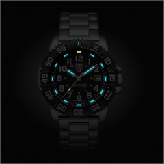 Luminox Herrenchronograph Steel Colormark 3152