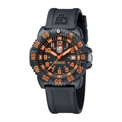 Luminox Navy Seal Colormark Orange Carbon 3059