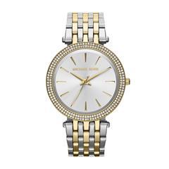 Uhr bicolorem Edelstahl