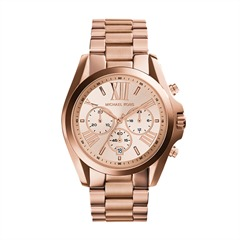 Damenchronograph in Rosé
